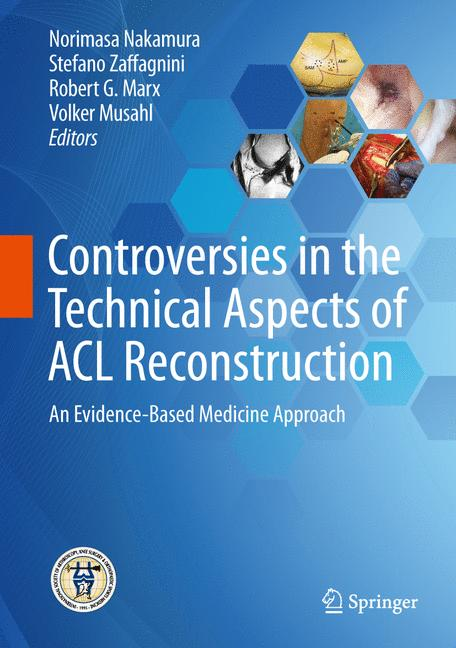 Cover of 'Controversies in the Technical Aspects of ACL Reconstruction'