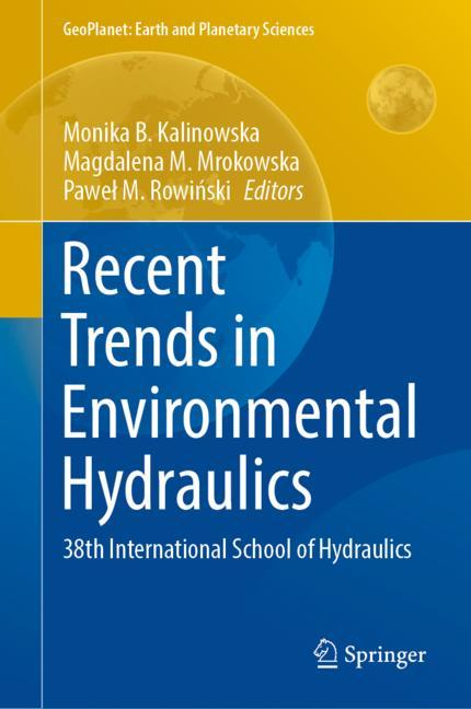 Cover of 'Recent Trends in Environmental Hydraulics'