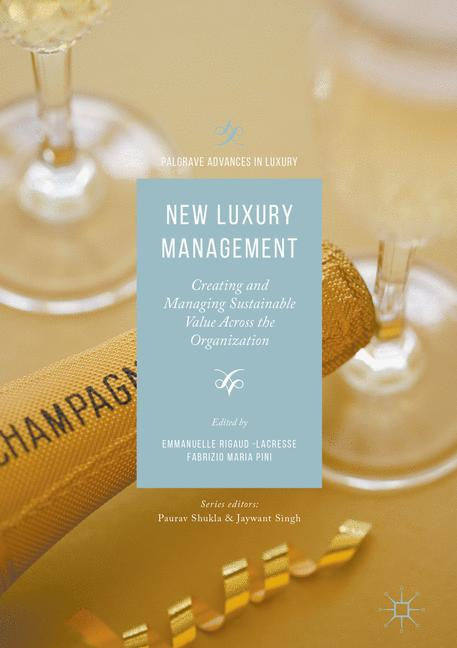 Cover of 'New Luxury Management'