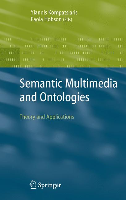 Cover of 'Semantic Multimedia and Ontologies'