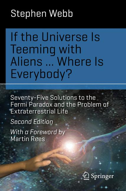 Cover of 'If the Universe Is Teeming with Aliens ... WHERE IS EVERYBODY?'