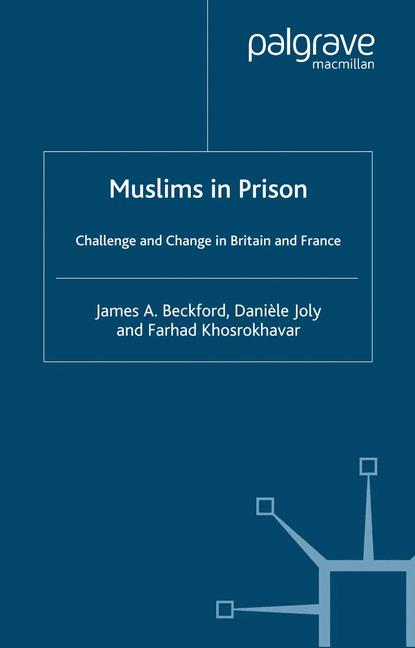 Cover of 'Muslims in Prison'