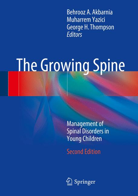 Cover of 'The Growing Spine'