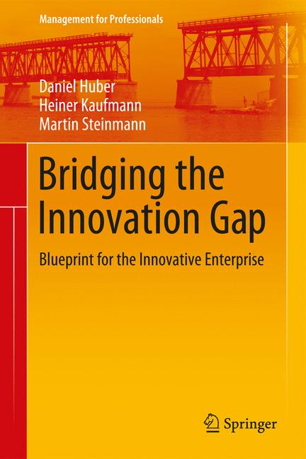 Cover of 'Bridging the Innovation Gap'