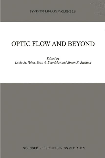 Cover of 'Optic Flow and Beyond'
