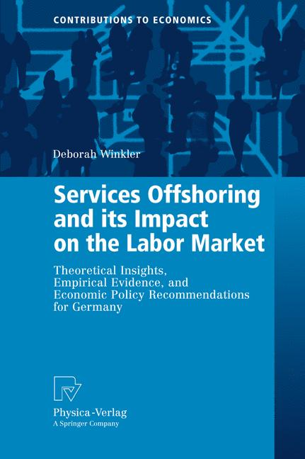 Cover of 'Services Offshoring and its Impact on the Labor Market'