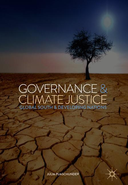 Cover of 'Governance & Climate Justice'