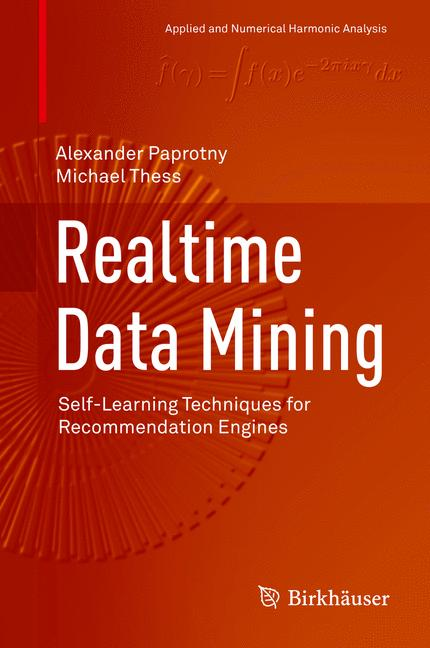 Cover of 'Realtime Data Mining'