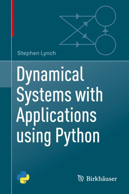 Cover of 'Dynamical Systems with Applications using Python'