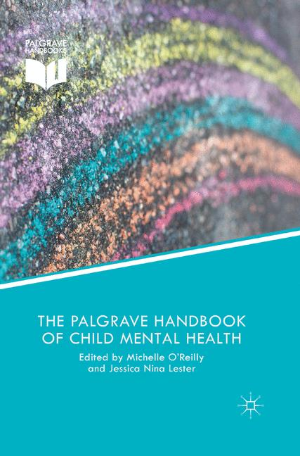 Cover of 'The Palgrave Handbook of Child Mental Health'