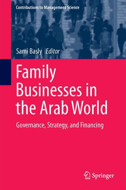 Cover of 'Family Businesses in the Arab World'