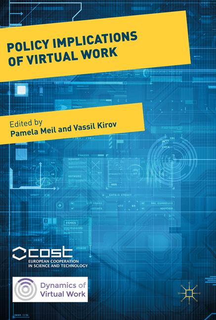 Cover of 'Policy Implications of Virtual Work'