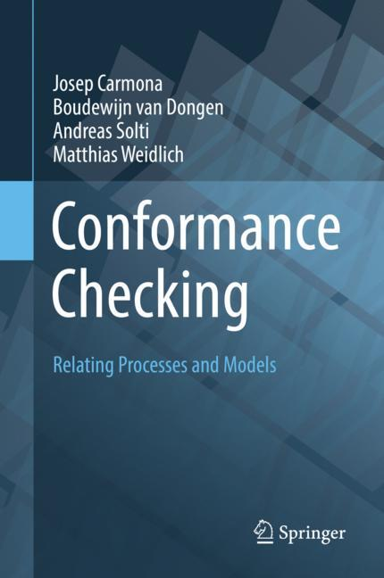 Cover of 'Conformance Checking'