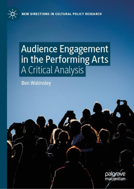 Cover of 'Audience Engagement in the Performing Arts'
