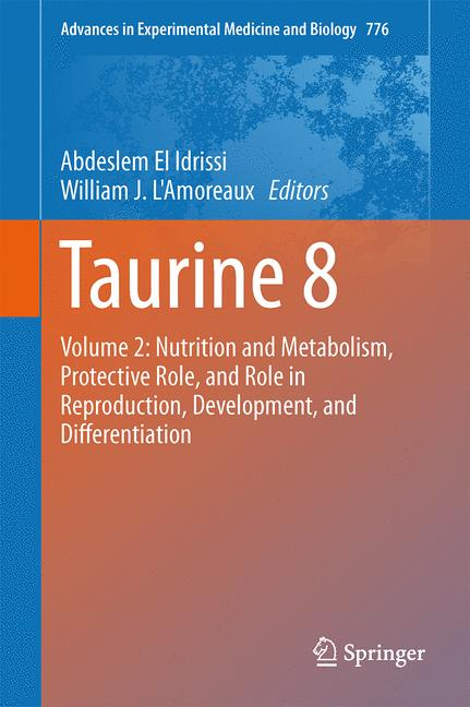 Cover of 'Taurine 8'