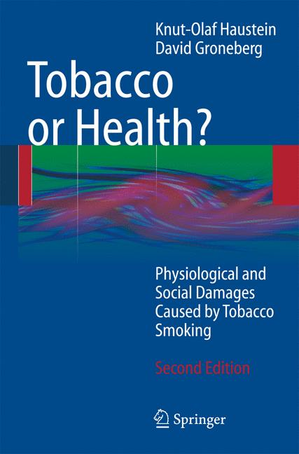 Cover of 'Tobacco or Health?'
