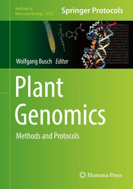 Cover of 'Plant Genomics'