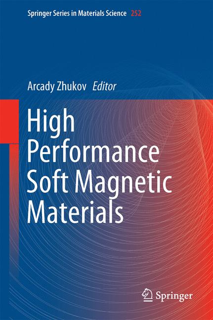 Cover of 'High Performance Soft Magnetic Materials'