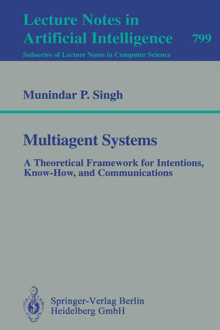Cover of 'Multiagent Systems'