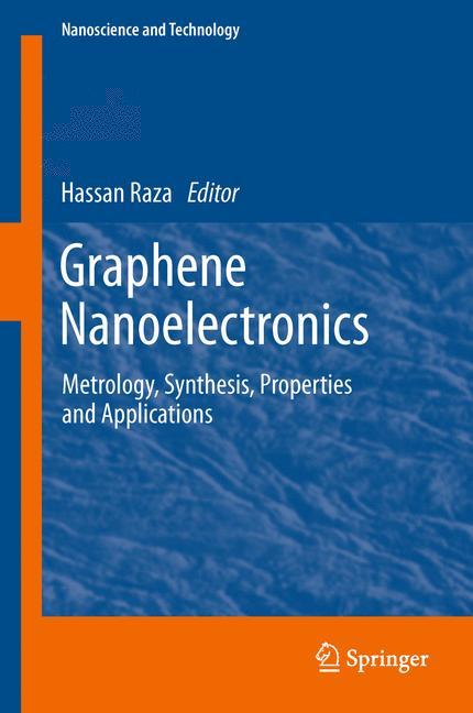 Cover of 'Graphene Nanoelectronics'