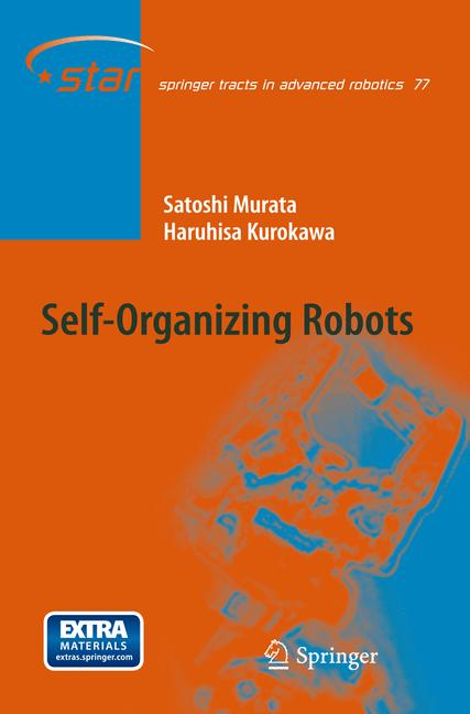 Cover of 'Self-Organizing Robots'