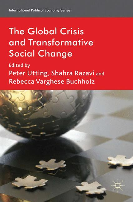 Cover of 'The Global Crisis and Transformative Social Change'