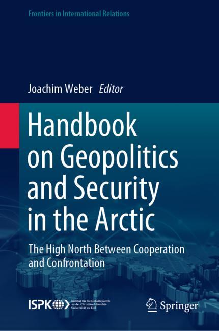 Cover of 'Handbook on Geopolitics and Security in the Arctic'