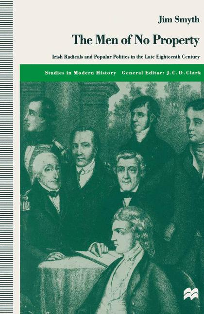 Cover of 'The Men of No Property'