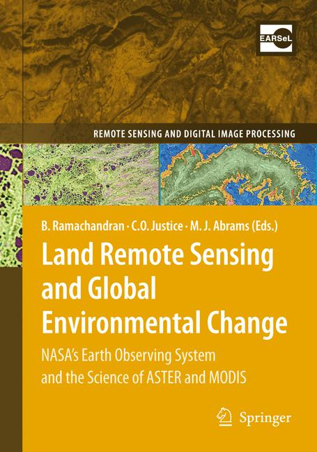 Cover of 'Land Remote Sensing and Global Environmental Change'