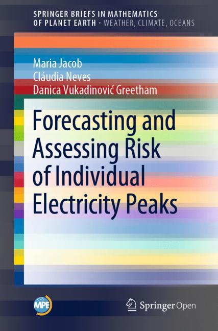 Cover of 'Forecasting and Assessing Risk of Individual Electricity Peaks'