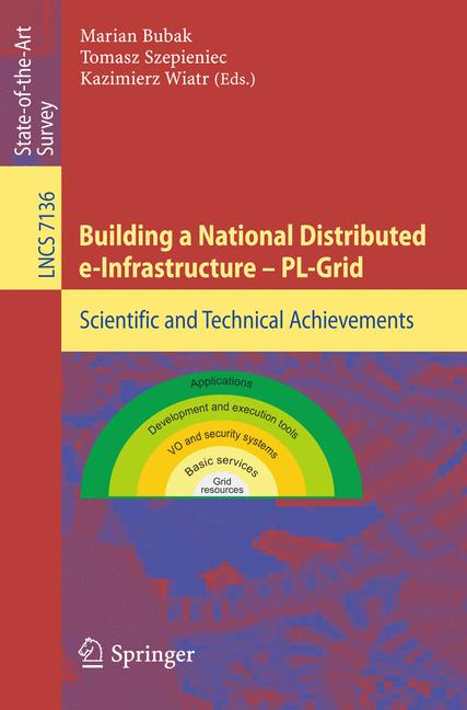 Cover of 'Building a National Distributed e-Infrastructure–PL-Grid'