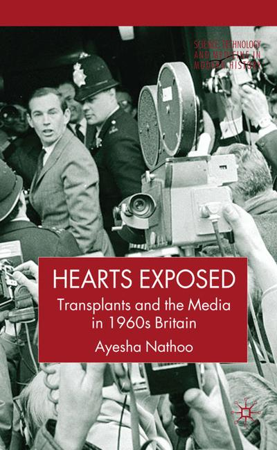 Cover of 'Hearts Exposed'