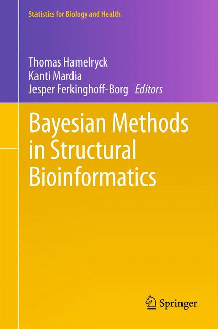 Cover of 'Bayesian Methods in Structural Bioinformatics'