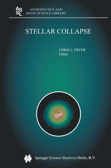 Cover of 'Stellar Collapse'