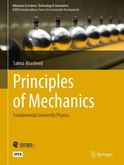 Cover of 'Principles of Mechanics'