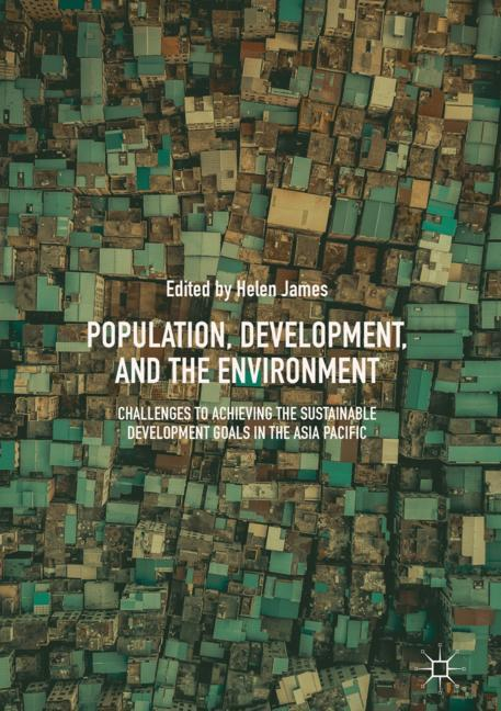 Cover of 'Population, Development, and the Environment'