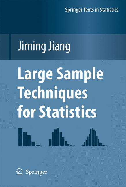 Cover of 'Large Sample Techniques for Statistics'
