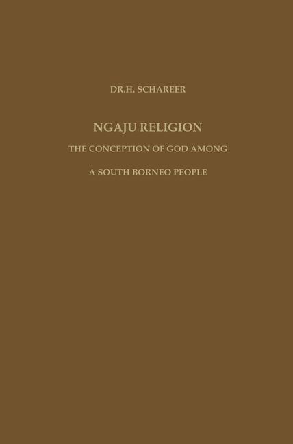 Cover of 'Ngaju Religion'