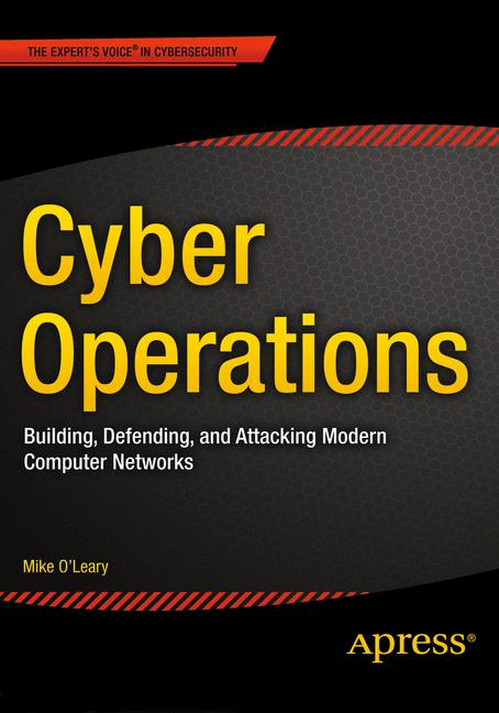 Cover of 'Cyber Operations'