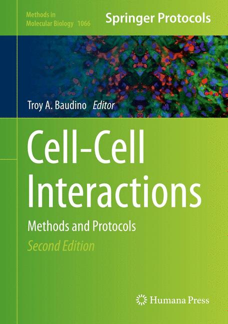 Cover of 'Cell-Cell Interactions'