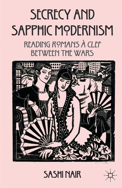 Cover of 'Secrecy and Sapphic Modernism'