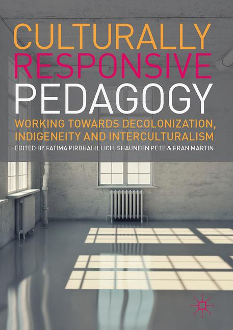 Cover of 'Culturally Responsive Pedagogy'