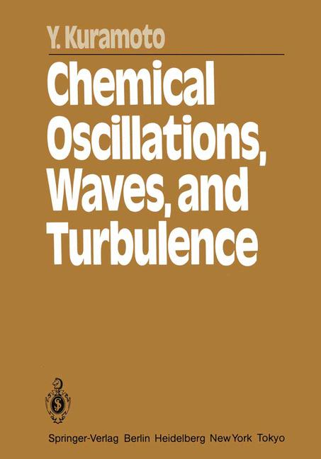 Cover of 'Chemical Oscillations, Waves, and Turbulence'