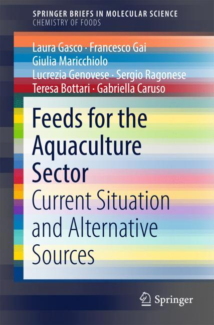 Cover of 'Feeds for the Aquaculture Sector'