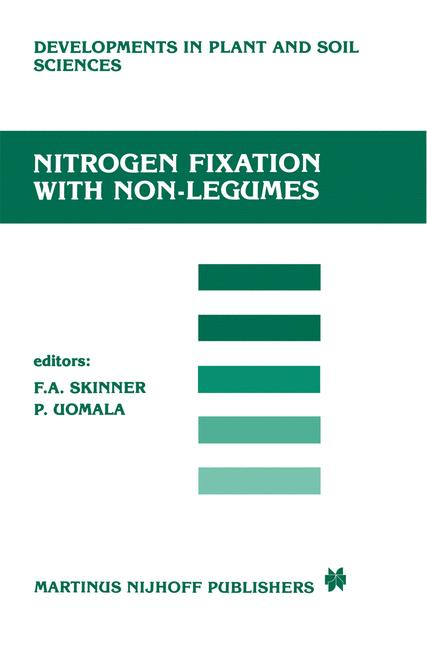Cover of 'Nitrogen Fixation with Non-Legumes'