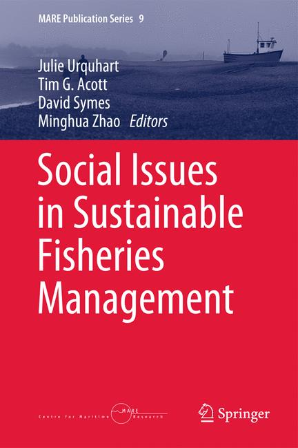 Cover of 'Social Issues in Sustainable Fisheries Management'