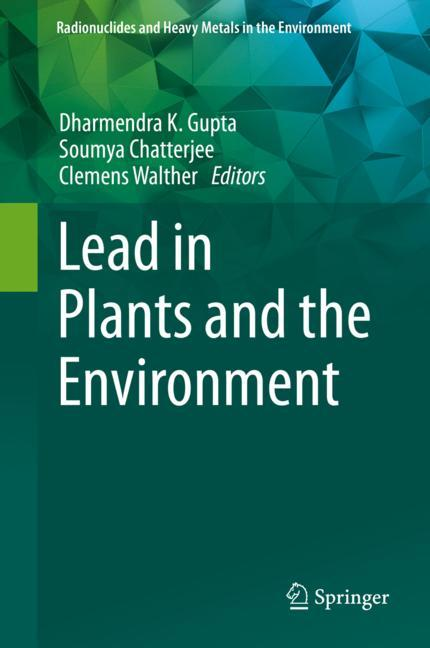 Cover of 'Lead in Plants and the Environment'