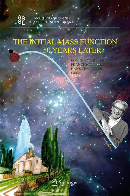 Cover of 'The Initial Mass Function 50 Years Later'