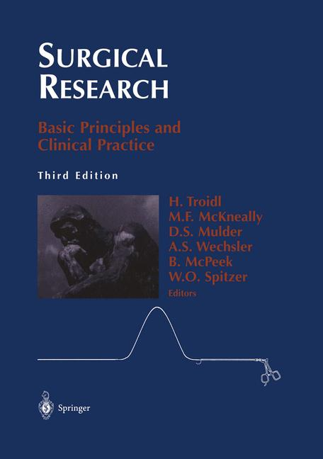 Cover of 'Surgical Research'