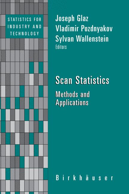 Cover of 'Scan Statistics'